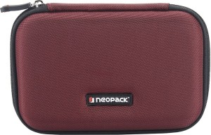 Neopack Pouch for HDD Hard Case, Cover for 2.5 inch Portable Hard Drive of Seagate, Toshiba, WD, Sony, Transcend, WD My Passport Pro, WD My Passport For Mac, WD My Passport Wireless, My Passport Wireless Pro, WD My Passport X, WD Wd Elements Portable, Seagates Backup Plus Fast, Seagates Backup Plus Portable, Seagates Expansion Portable Hard Drives, Seagates Backup Plus Portable for Mac, Transcend StoreJet 25MC, Transcend StoreJet 25M3, Transcend StoreJet 25M2, Transcend StoreJet 25H3, Transcend StoreJet 25A3, Transcend StoreJet 25D3, Transcend StoreJet 25S3 (Enclosure), Transcend StoreJet 100 Portable Hard Drive, Transcend StoreJet 300 Portable Hard Drive, Transcend StoreJet 500 Portable SSD, Toshiba Canvio Basics, Toshiba Canvio Ready, Toshiba Canvio Alu, Toshiba STOR.E Alu TV Kit, Toshiba Canvio Connect II, Sony HD-SP1, Sony SL-BG2, Sony SL-BG1