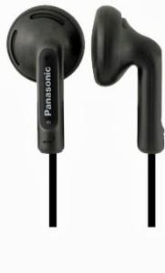 Panasonic RP-HV094GU-K Wired Headphones