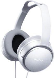 Sony Stereo Headphones Mdr-Xd150/W Headphones