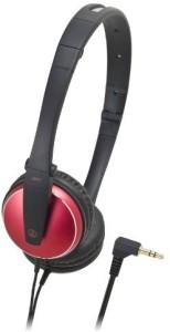 Audio Technica Audio Technica Ath-Es33 Rd   Portable Headphones (Japan Import) Headphones
