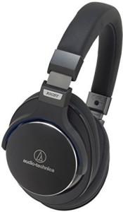 Audio Technica Ath-Msr7 Bk () High Resolution Audio Over-Ear Headphone (Japan Import) Headphones
