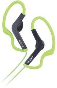 Sony Mdras200G Lightweight Clip-On Headphones For Active Sports () Headphones