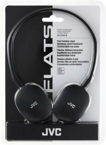 JVC Ha-S160-B-E Flats Lightweight Headphones Headphones