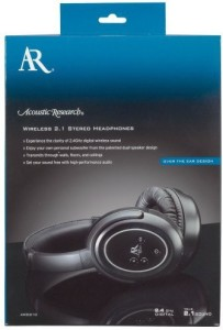 Acoustic Research Awd210 Wireless Digital Stereo Headphones (Discontinued By Manufacturer) Wired bluetooth Headphones