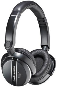 Audio Technica Ath-Anc27 Noise-Canceling Headphones (Discontinued By Manufacturer) Headphones
