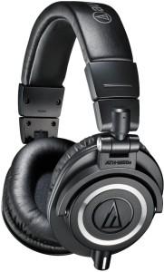 Audio Technica ATH-M50X BK Wired Headphone