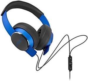 67e22497d53 Sol Republic 1601-36 Master Tracks Over-Ear Headphones - Electro Blue  (Certified