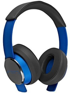 07da6cd7166 Sol Republic 1601-36 Master Tracks Over-Ear Headphones - Electro Blue  (Certified Refurbished) HeadphonesBlue