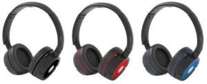 Supersonic Bt Headphone With Speaker Headphones
