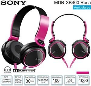 Sony Mdr-Xb400 Xb Series Extra Bass Headphones () Headphones