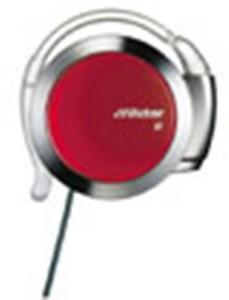 JVC Victor Armless Stereo Headphones | Hp-Al202-Mr Gunmetallic & (Japanese Import) Headphones