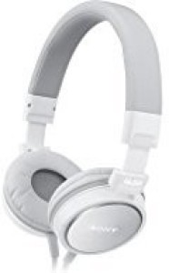 Sony Mdrzx600 Over-Ear Headband Headphones Mdr Zx600 Mdr-Zx600W Headphone
