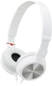 Sony Mdr-Zx310/Wq Zx Series Stereo Headphones Headphones
