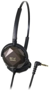 Audio Technica Audio Technica Ath-Fw33 Bw   Portable Headphones (Japan Import) Headphones
