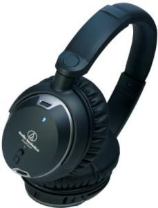 Audio Technica Ath-Anc9 Active Noise Canceling Headphones (Japan Import) Headphones