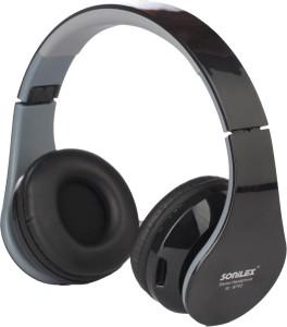 Sonilex SL-BT02 Wired & Wireless bluetooth Headphones