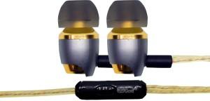 3G Gold Royal 3G Gold Royal 3D Stero sound Ear phone Headphones