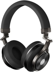 Bluedio T3 Plus with Micro SD Card Slot Wired & Wireless bluetooth Headphones