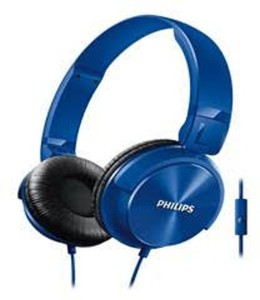 Philips SHL3095BL/94 Wired Headphones