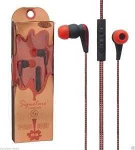 Signature vm-34 Headphones