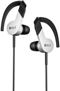 KEF M200 Hi-Fi In-Ear Headphones - Aluminum/ Headphones