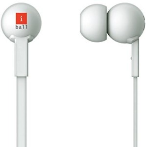 iBall Colorstick Wired Headphones