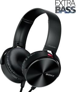 Sony MDR-XB450BV Wired Headphones