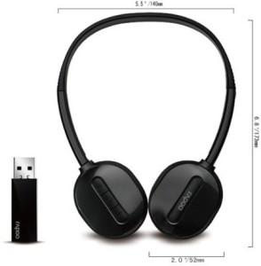 Koolertron Rapoo H1030 Wireless Stereo Headset Wired bluetooth Headphones