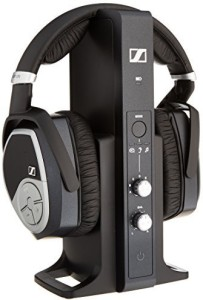 Sennheiser Rs 195 Rf Wireless Headphone System Wired bluetooth Headphones