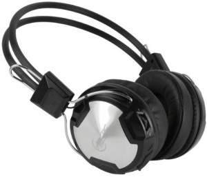 Arctic P402Bt Bluetooth Stereo Over-Ear Headphones, Integrated Mic, A2Dp/Avrcp, 30-Hr Playback - Black Headphones