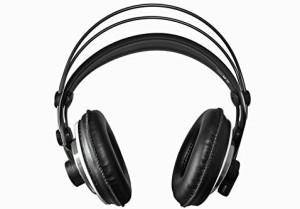 Akg 2015 Newest Model M220 Pro Stylist Professional Large Diaphragm Dj Semi-Open High Definition Over-Ear Studio Headphones Headphones