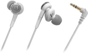 Audio Technica Audio Technica Ath-Cks50 Wh Solid Bass Series  Inner Ear Headphones (Japan Import) Headphones