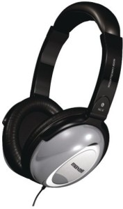 Maxell Max190400 - Hp/Nc-Ii Noise Cancellation Headphone Wired Headphones