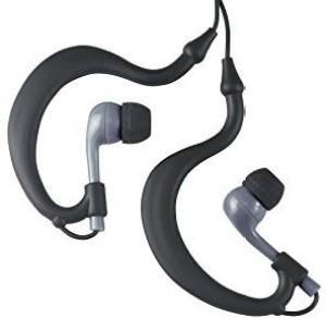 Uwater Triple-Axis Waterproof Action Earphones (Black And ) Headphones
