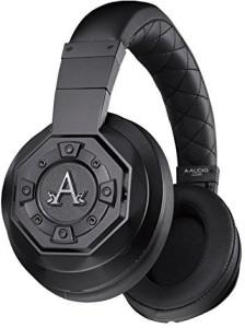 A-Audio A22 Icon Wireless Over-Ear Headphones, Phantom Wired bluetooth Headphones