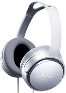 Sony Mdrxd150Wh Home Close-Back Overhead Hi-Fi Headphones Headphones
