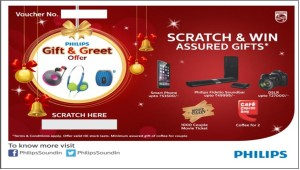 Philips Gift N Greet Wired Headphones