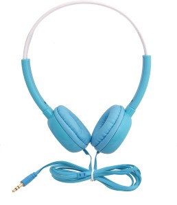 iNext IN 913 HP S.blue Wired Headphones