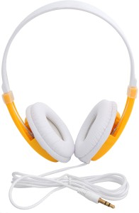 iNext IN 904 HP Yellow Wired Headphones