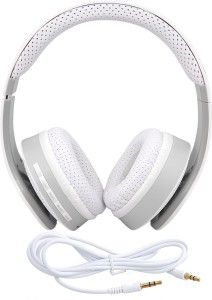 iNext IN 917 HP Wht Wired & Wireless bluetooth Headphones