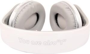 Attitude IN 916-ZR White542 bluetooth Headphone