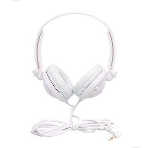 iNext IN 915 HP Wht Wired Headphones