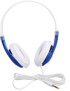 iNext IN 904 HP BlUE Wired Headphones