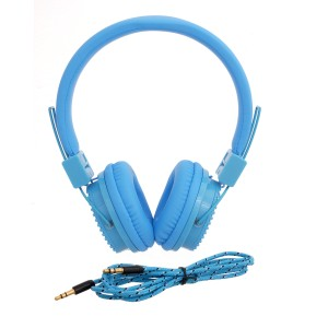 iNext IN 903 HP Blue Wired Headphones