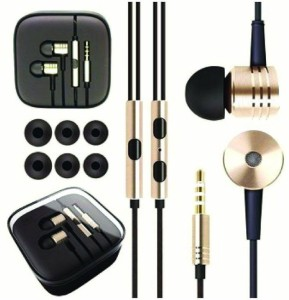 A Connect Z Mi-Pistone-Stud Good Sound -118 Headphones