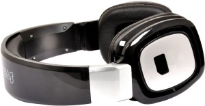 Attitude IN-908-ZR Black535 bluetooth Headphone