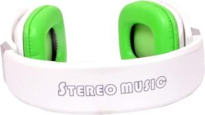 Attitude IN-908-ZR White522 bluetooth Headphone