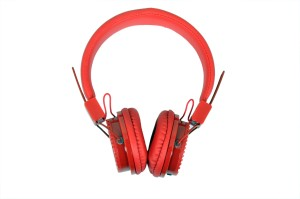 Attitude IN 903-ZR Red579 bluetooth Headphone