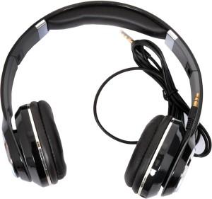 Attitude IN-907-ZRBlack505 bluetooth Headphones