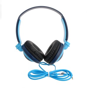iNext IN 915 HP Blue Wired Headphones